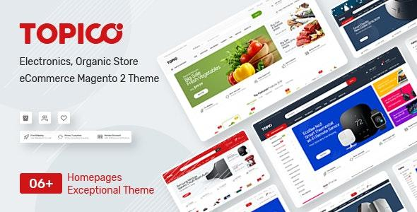 Magento 2 themes development